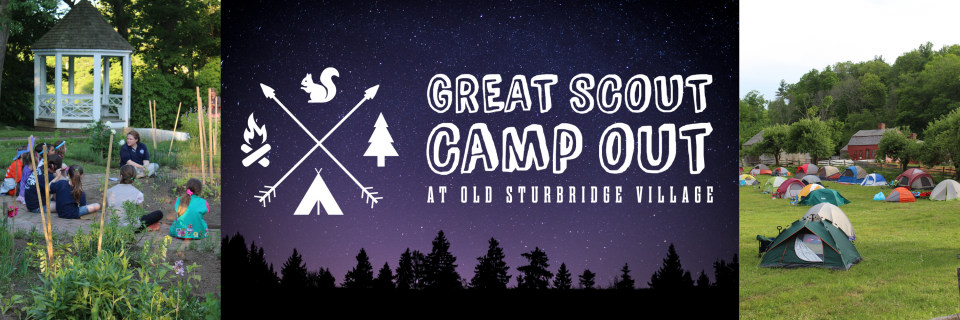 Great Scout Camp Out