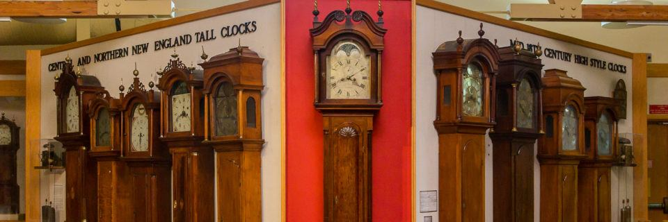 Clock Gallery at OSV
