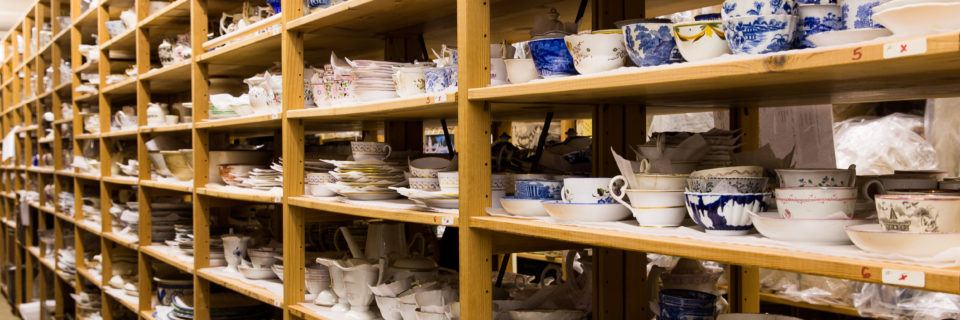 Ceramics in the OSV Collections