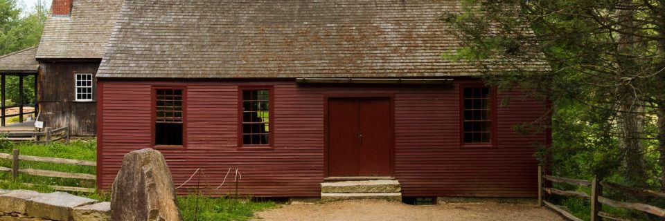 Carding Mill Exterior