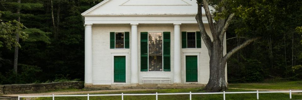 Center Meetinghouse Exterior