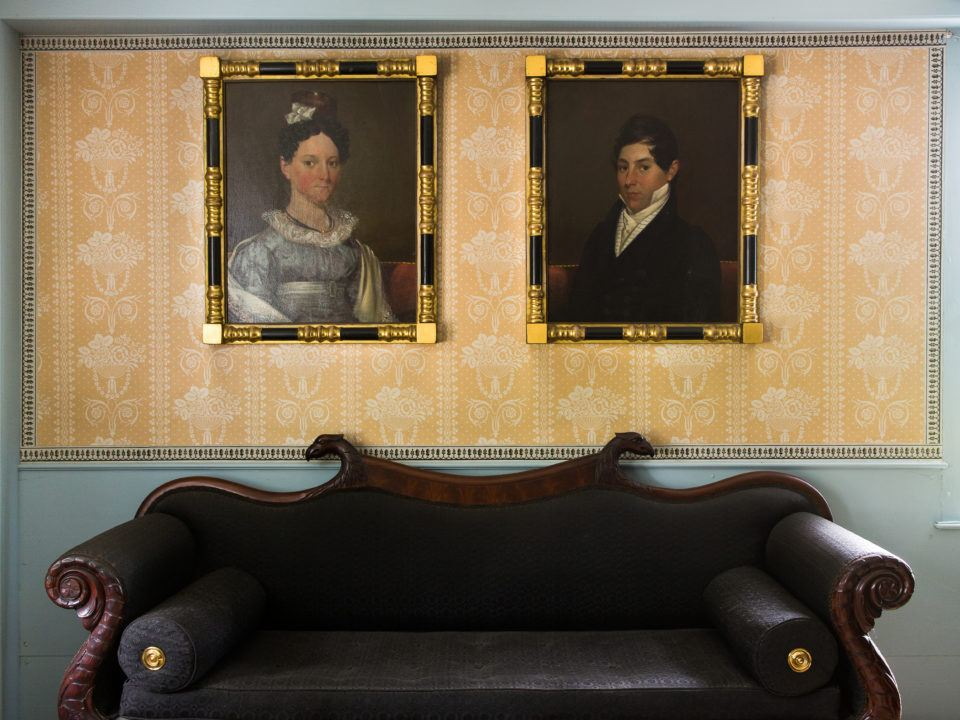 Fitch Interior Parlor