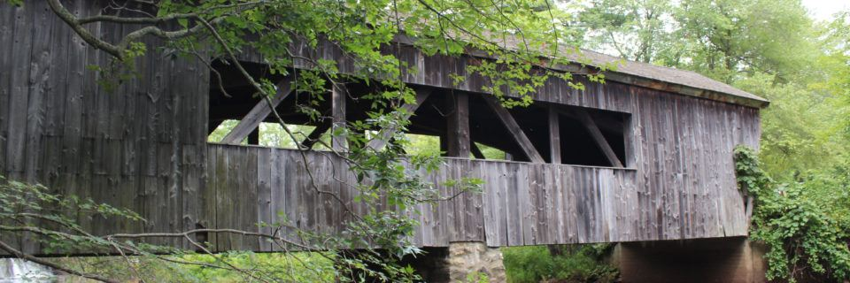 Quinebaug River Bridge Exterior