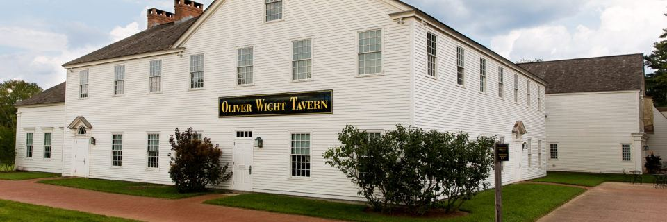 Oliver Wight Tavern Exterior