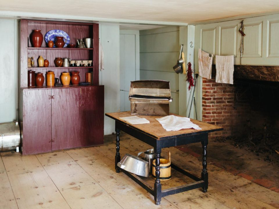Parsonage Kitchen