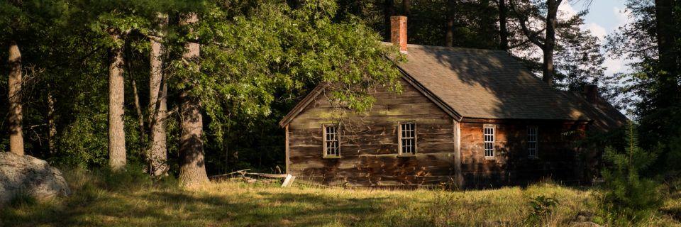 Schoolhouse Exterior