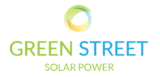 Green Street Solar Power logo