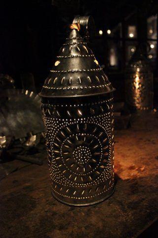 Punch a Tin Lantern