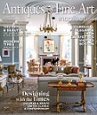 Cover of Antiques & Fine Art Magazine