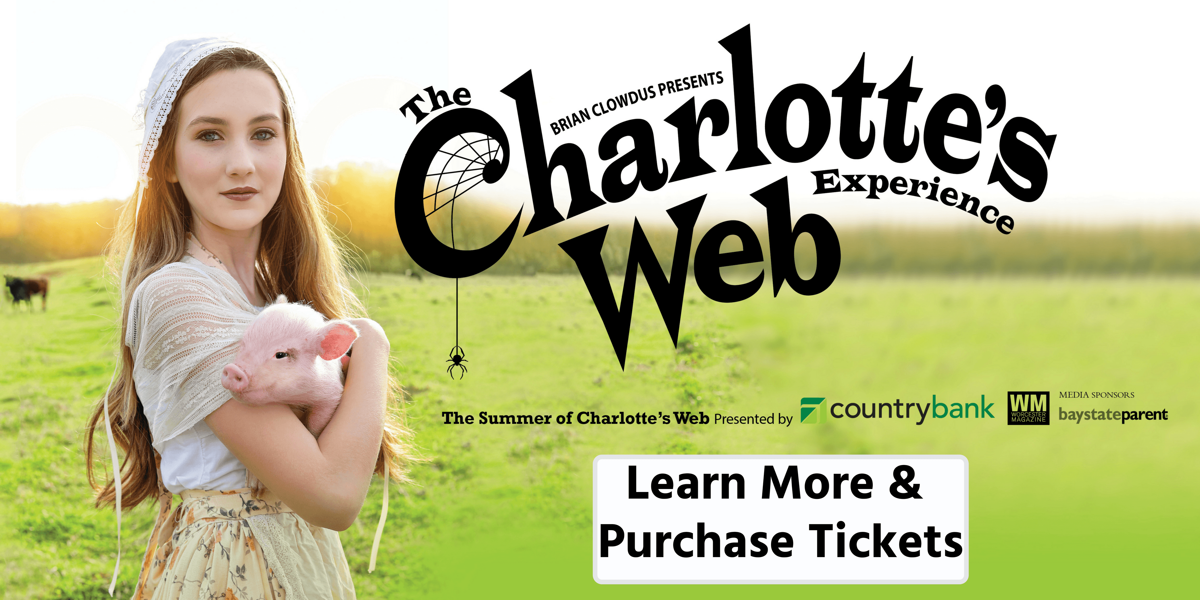 Charlotte's Web at OSV _ Learn More and Purchase Tickets Here