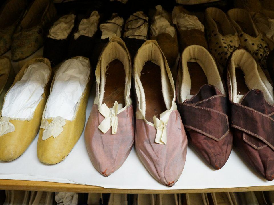 Women's shoes from the OSV Collection