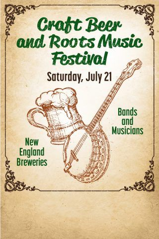 Craft Beer & Roots Music Fest July 21