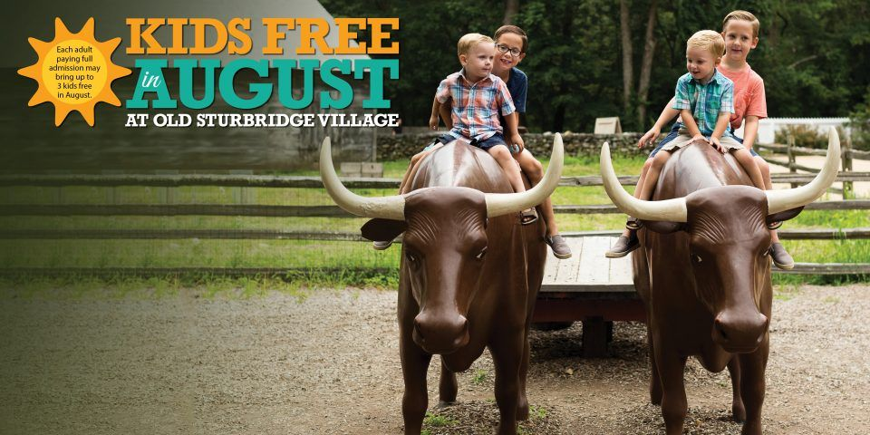 Kids Free Home August 2019