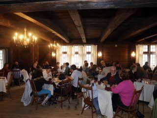 Thanksgiving at the Bullard Tavern
