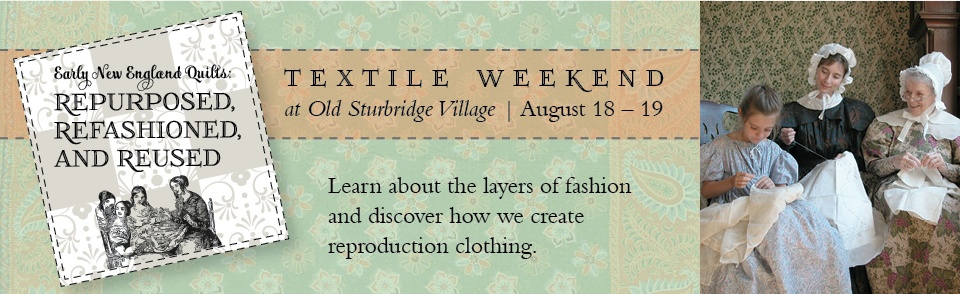 Textile Weekend at OSV