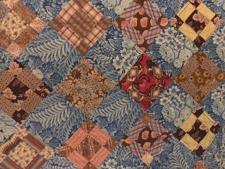 A Quilt from the OSV Collection