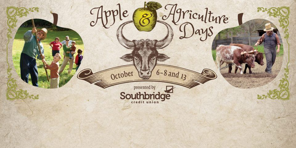 Apple & Agriculture Days at OSV