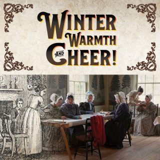 Winter Warmth and Cheer Logo