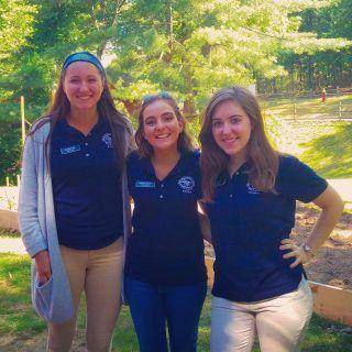 3 Museum Ed interns | summer 2018