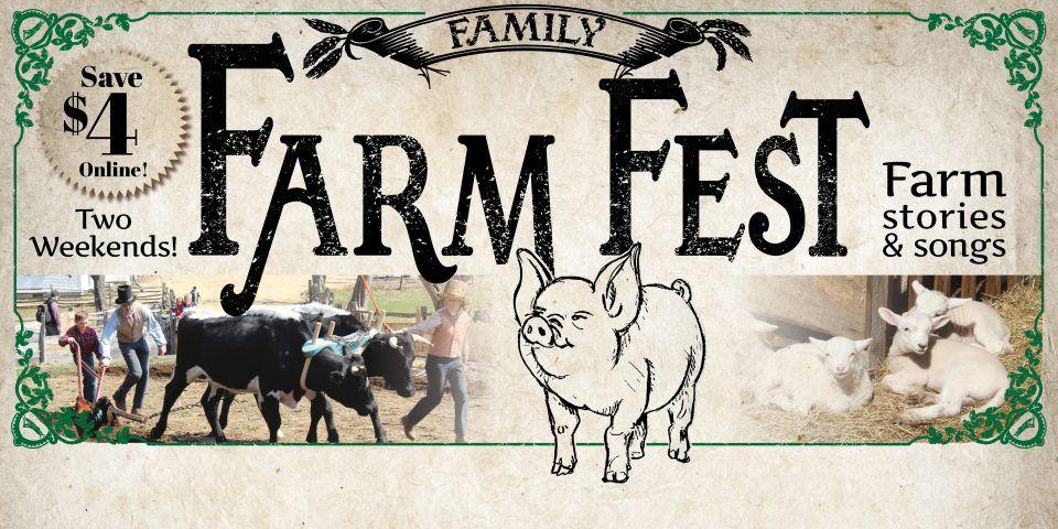 Family Farm Fest at OSV
