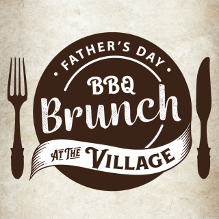 Father's Day BBQ Brunch Logo