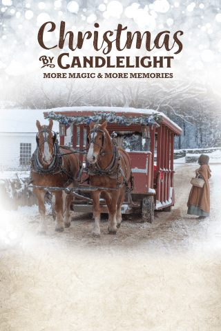 Christmas by Candlelight: More Magic and More Memories