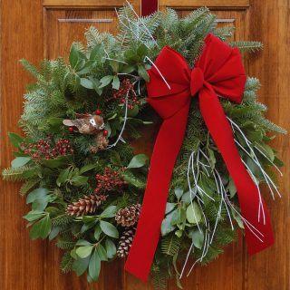 Sample wreath