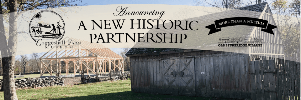 Announcing a New Historic Partnership