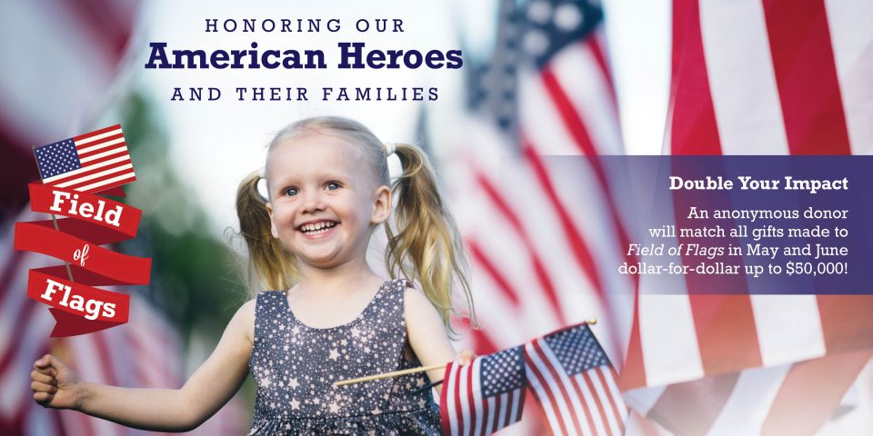 Honoring our American Heroes and their families