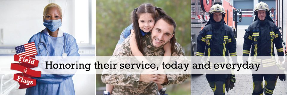 Honoring Their Service Today and every day