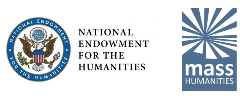 National Endowment for the Humanities and Mass Humanities Logo
