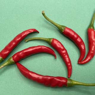 cayenne peppers