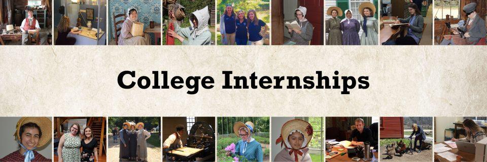College Internships