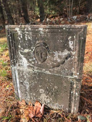 Colonial Gravestone