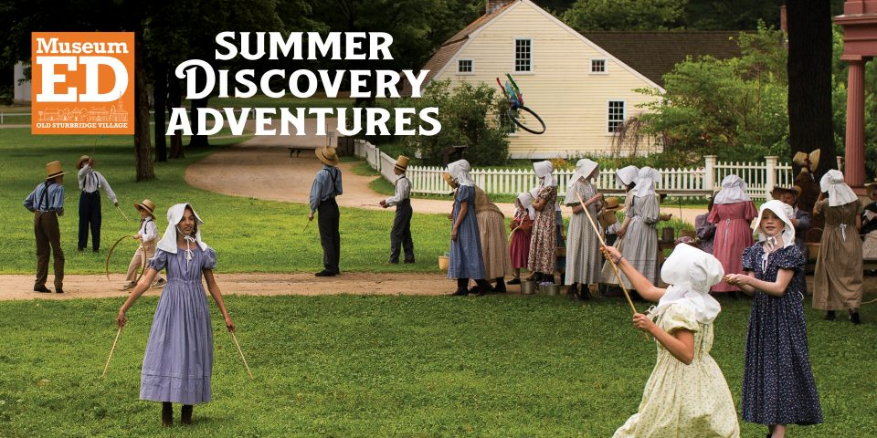 Discovery Adventures At OSV